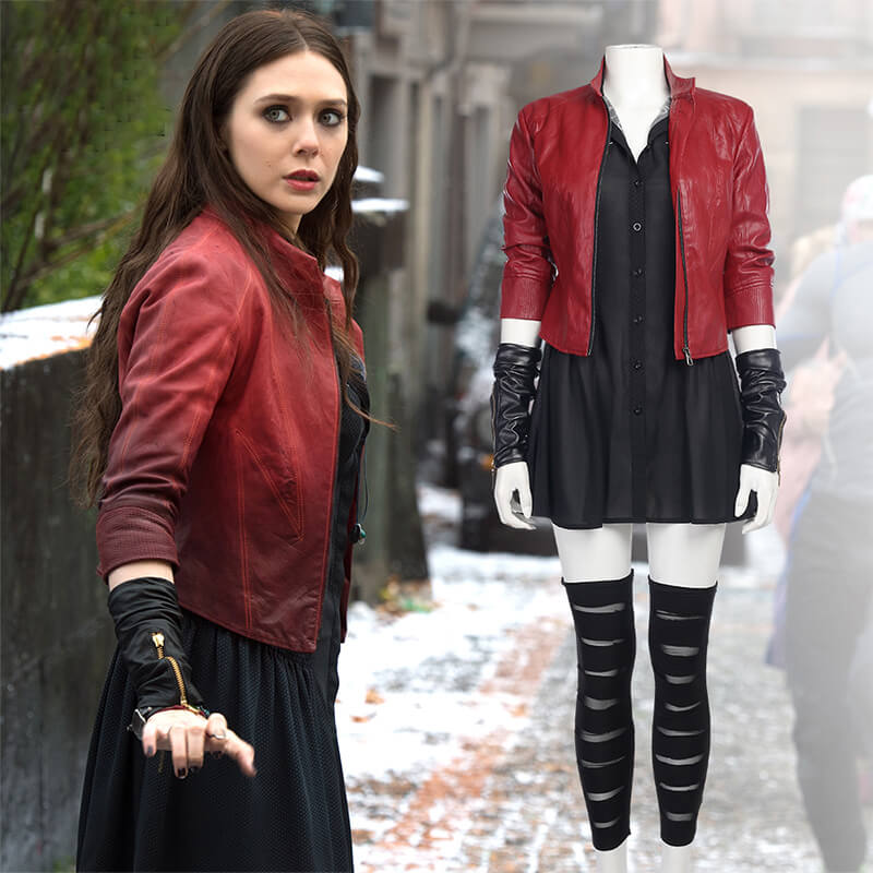 Guide of Scarlet Witch Cosplay Costume